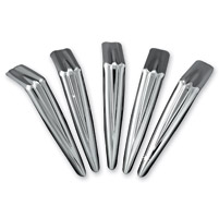 Kuryakyn Chrome Spikes for Mach 2 Air Cleaners