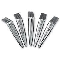 Kuryakyn Chrome Spikes for Mach 2 Air Cleaners