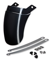 Show Chrome Accessories Black Front Fender Extension for GL1800 Gold Wing