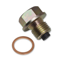 Big Bike Parts Magnetic Drain Plug