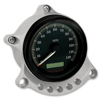 Roland Sands Design Machine Ops Cafe Gauge/Headlight Relocator