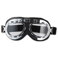 LS2 Black Goggles for OF583