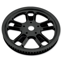 Roland Sands Design Judge Black Ops 66T Forged Aluminum Pulley