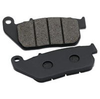 J&P Cycles® Organic Front Disc Brake Pads