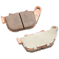 J&P Cycles® Sintered Rear Disc Brake Pads