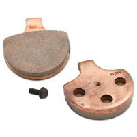 J&P Cycles® Sintered Front Disc Brake Pads