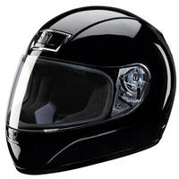 Z1R Phantom Black Full Face Helmet