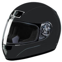 Z1R Phantom Rubatone Black Full Face Helme