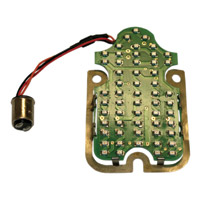 Custom Dynamics LED Board for OEM Tombstone Taillight