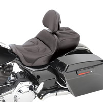 Saddlemen Explorer G-Tech Seat with Backrest