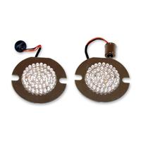 Custom Dynamics Flat-Style Dynamic Ringz LED Turn Signal Inserts