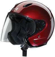 Z1R Ace Wine Open Face Helmet