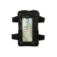 Daytona Gear Leather GPS/Map Tank Bag