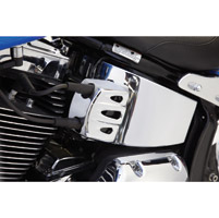 Arlen Ness Deep Cut Chrome Coil Cover