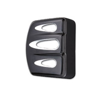 Arlen Ness Deep Cut Black Coil Cover