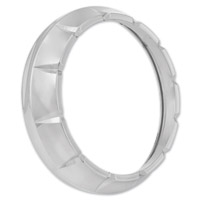 Xtreme Machine 7″ V-Cut Chrome Headlight Bezel
