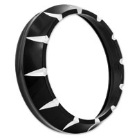 Xtreme Machine 7″ V-Cut Black Headlight Bezel