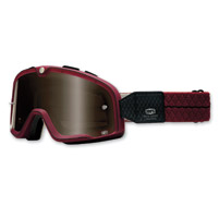 100% Barstow Burgundy Legend Goggles