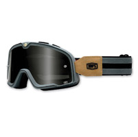 100% Barstow Gray Legend Goggles