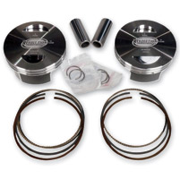 Revolution Performance 1250cc Big Bore Piston Kit for Thunderstorm Heads