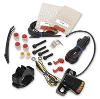 Heat Demon Black External Grip Warmer Kit for Metric Models