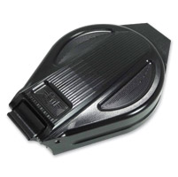 Joker Machine Black Smooth Flip-Up Gas Cap
