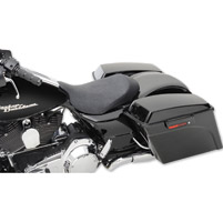 Saddlemen Renegade S3 Super Slammed WP-Suede Cover Solo Seat