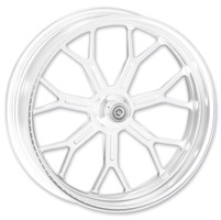 Roland Sands Design Del Mar Chrome Front Wheel, 21