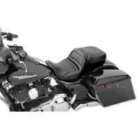 Saddlemen Explorer Seat Without Driver Backrest, Low Profile