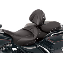 Saddlemen Renegade Deluxe Matching Optional Drivers Backrest