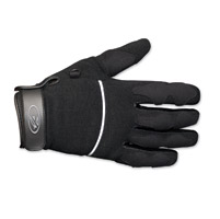 AGV Sport Main Street Black Gloves