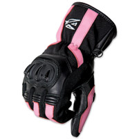 AGV Sport Esprit Ladies Black/Pink Gloves