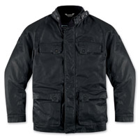 ICON Men's 1000 Akorp Black Jacket