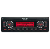 Jensen Heavy Duty Stereo Bluetooth and SiriusXM Ready