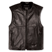 ICON Men's 1000 Associate Leather Vest