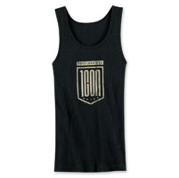 ICON Women's 1000 Crest Black Tank