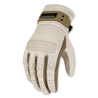 ICON Men's 1000 Beltway Bone Gloves