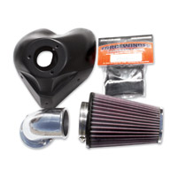 Low and Mean Performance Air Intake System