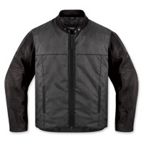 ICON Men's 1000 Vigilante Black Jacket