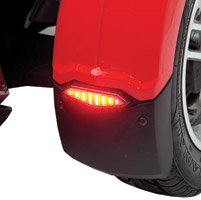 Custom Dynamics LED Front Mud Flap Replacement Kit
