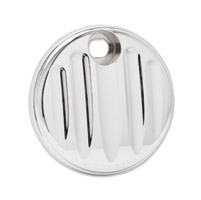 Arlen Ness Deep Cut Chrome Fuel Door