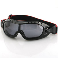 Bobster Night Hawk Goggles with Smoke Lens
