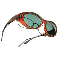 Cocoons Tortoise Sunglasses w/ Gray Lens