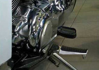 Ryder Clips Large V-Twin Skin