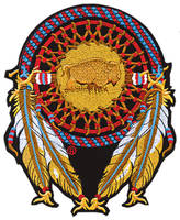 GoodSports Dream Catcher Embroidered Patch