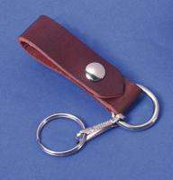 Eagle Leather Belt Key Chain
