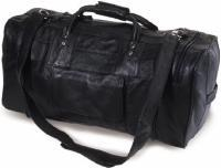 Carroll Leather Travel Bag