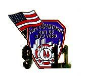 Gunz New York Fire Department Pin