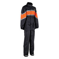 J&P Cycles® Two-Piece Top Quality Rain Suit