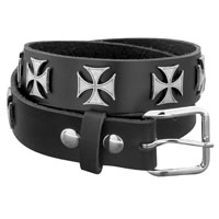 Eagle Leather Maltese Cross Belt